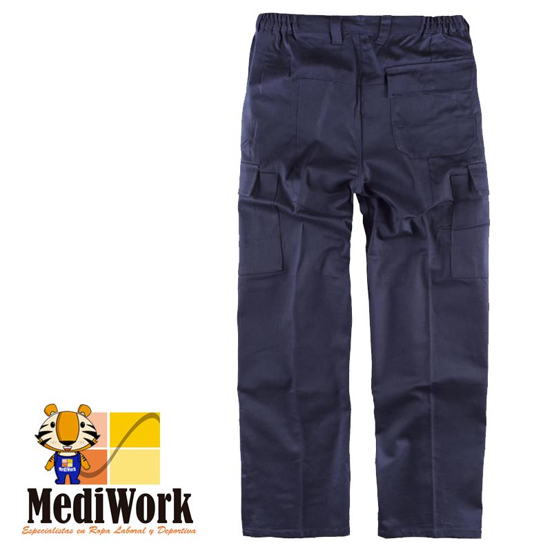 Pantalon Trousers B1490 01