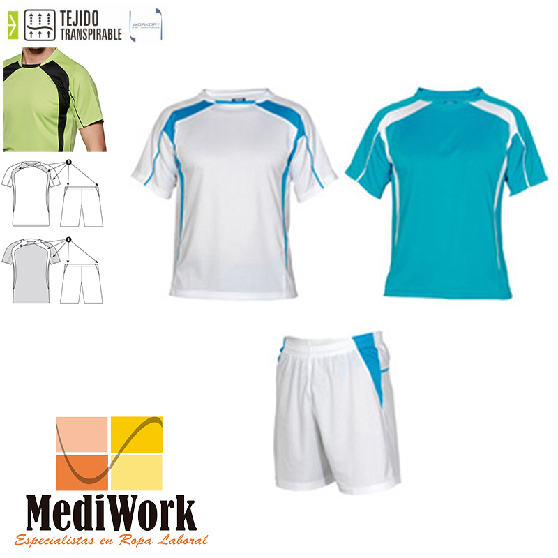 Conjunto deportivo SALAS 0429 03