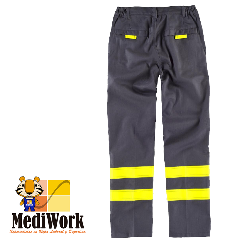 Pantalón Trousers B1494 01