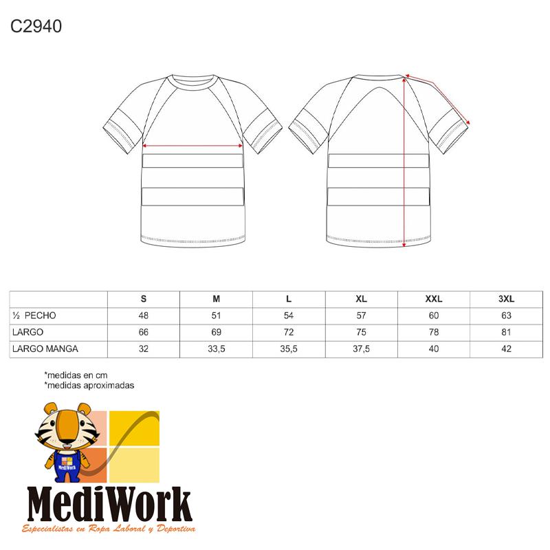 Camiseta T-Shirt C2940 01
