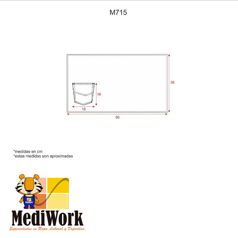 Pack 4 Manteles individuales  M715 01