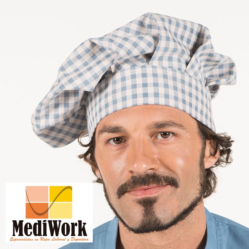 Gorro gran chef bambula 4493 02
