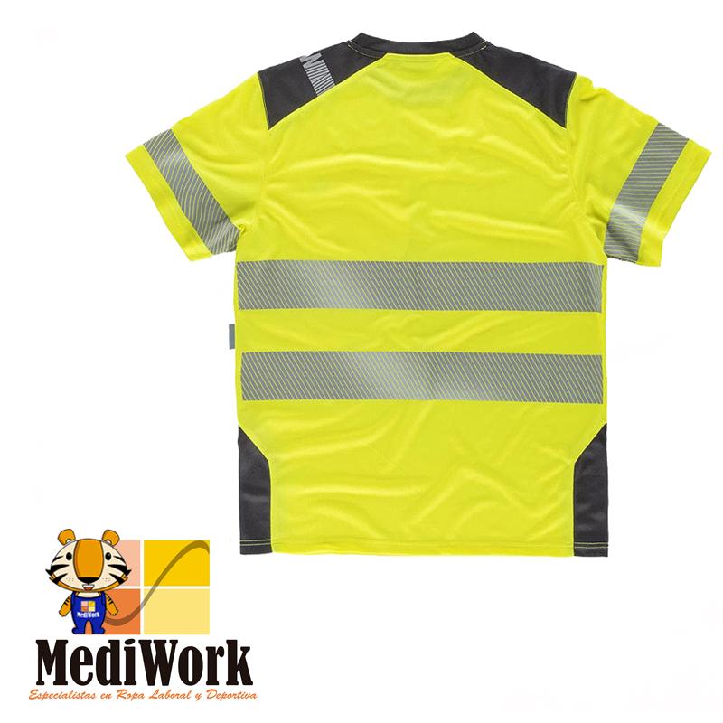 Camiseta Combi A.V. C9241 01