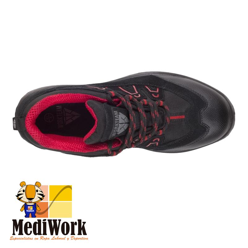 Zapato seguridad P3012 01