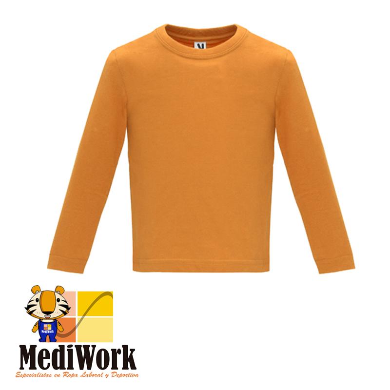 Camiseta BABY m/l 7203 03