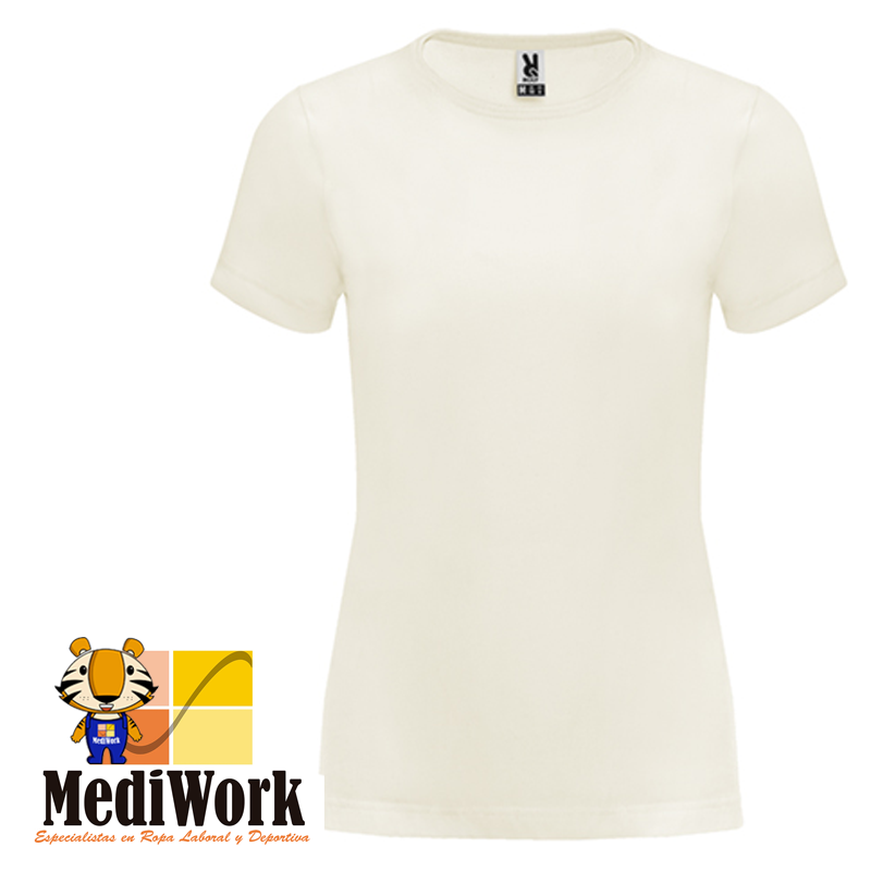 Camiseta BASSET WOMAN 6686 03