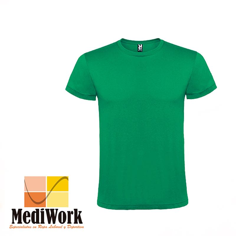 Camiseta ATOMIC 150 6424TE 03