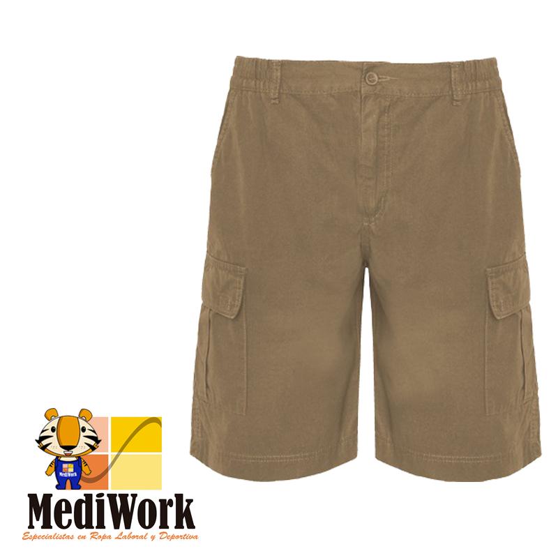 Pantalón corto ARMOUR 6725E 03