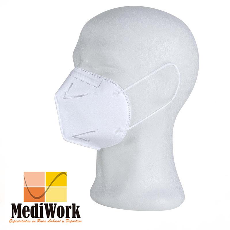 Mascarilla de protección FFP2 (PACK 50 UNID.) MSK9050 01