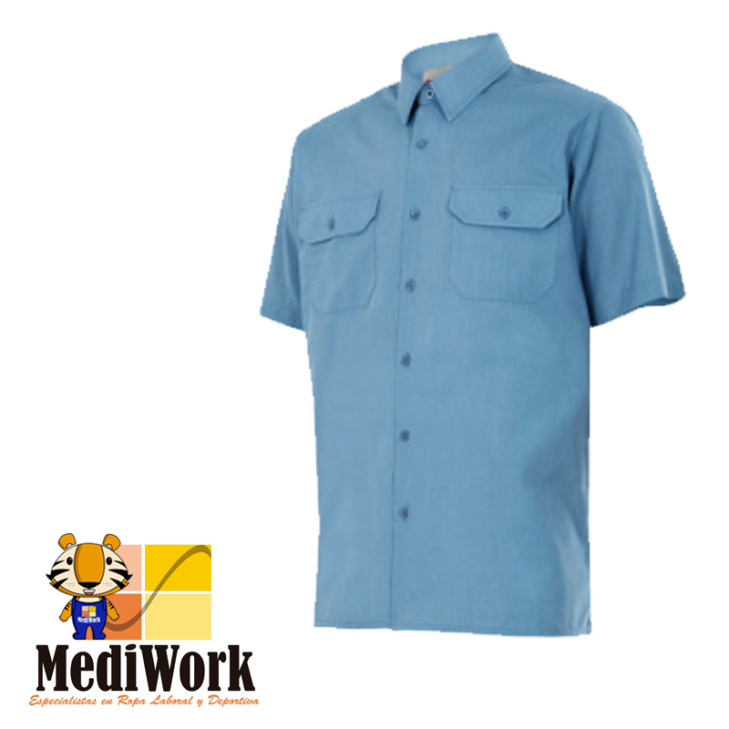 Camisa manga corta SERIE 522 09