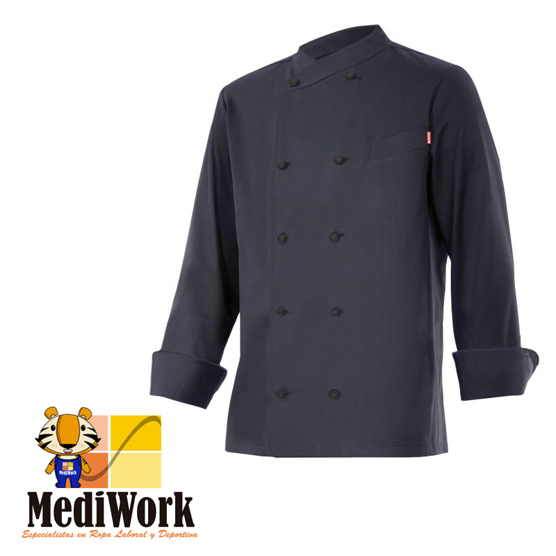 Chaqueta cocina m/l hombre SERIE 09