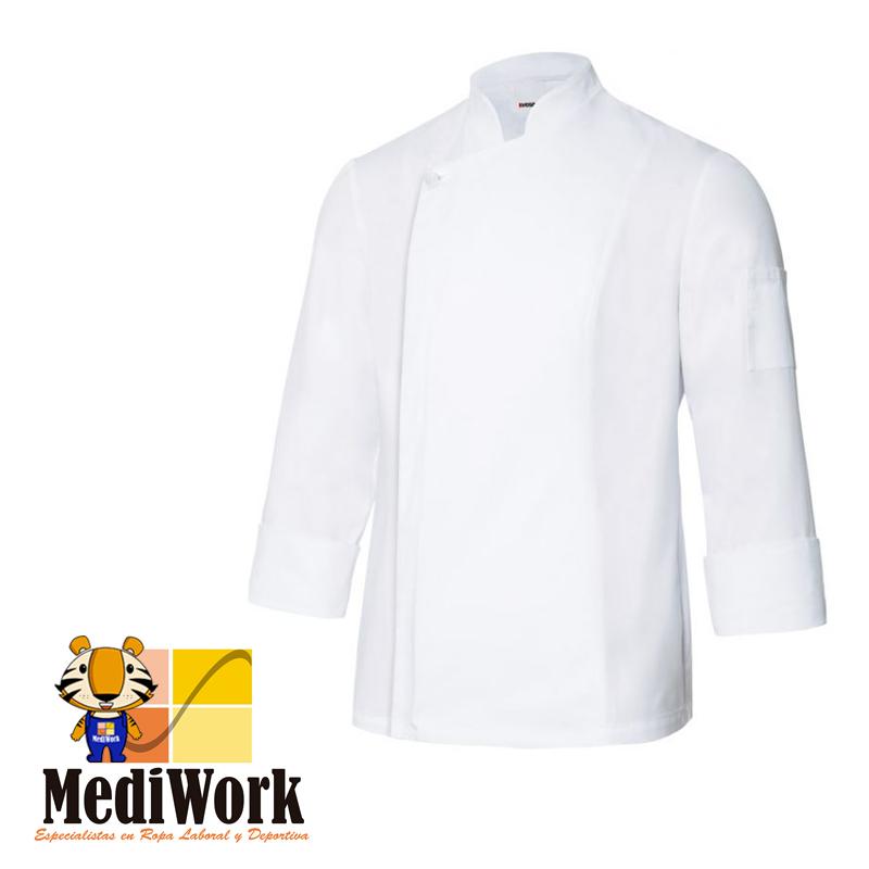 Chaqueta cocina m/l hombre SERIE 405202TC 09