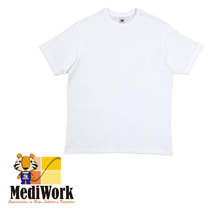 Camiseta 100% algodon hombre SERIE 405502 09