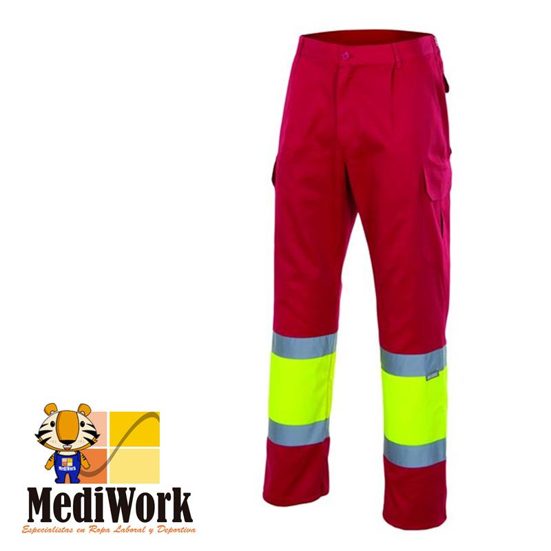 Pantalón bicolor AV SERIE 157 09