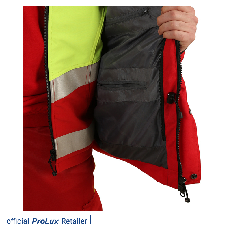 Chaleco Softshell 79529T Prolux