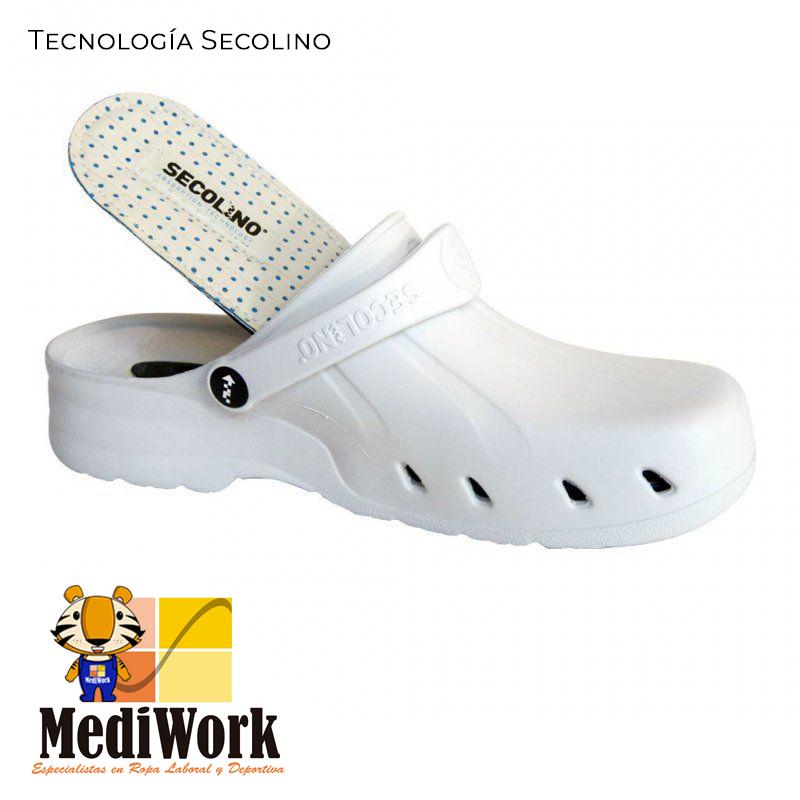 Zuecos sanitarios Secolino Clog Shoe